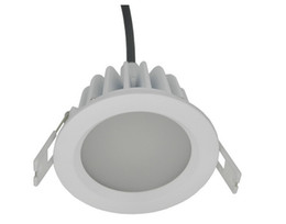 High quality ultra brightness 15W waterproof led downlight ip65 round 15W Dimmable Recessed Led Ceiling Lamp+Waterproof driver AC85-265V