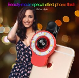 Wholesale 2016 Android apple Icanany smartphone photographic equipment Take necessary fill light Take artifact RK09