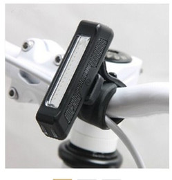 Wholesale Led Light LED USB Rechargeable Head Light Flash Bicycle Bike Tail Safety Lamp Panel Light Ul Led Chip w Led Panels Samsung Led Sign