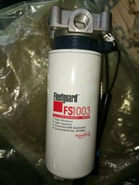 Wholesale fleetguard FS1003 Fuel water separator cummins OEM approved Cummins parts No fuel filter