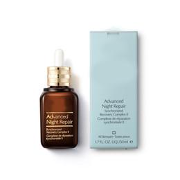 Wholesale HOT Famous Brand Brown bottle moisturizing whitening Anti aging face skin care cream Advanced Night Repair Recovery Repairing ml