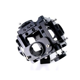Wholesale Best Selling Products CNC GoPro Degree Panoramic Spherical Bracket For Mount Go Pro Hero Cameras