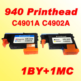 Wholesale 2pcs for hp Printhead C4900A C4901A Officejet Pro A