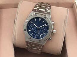 Wholesale 2016 Hot Roles Automatic Date Full function Stainless steel watches Luxury brands strap silver watch one Business clock Men goodlooking