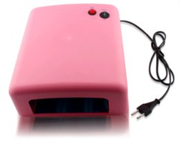 Wholesale Manicure Tools Nails Phototherapy Machine Ultraviolet Phototherapy Light Original Four Light Pink Beautiful Appearance Easy To Use