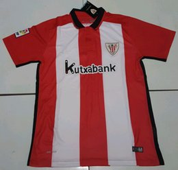 Wholesale New Bilbao CF jersey Home and Away Thai quality man soccer jerseys Cheap football shirt