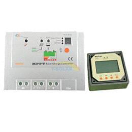 10A 100V MPPT солнечный контроллер с пультом дистанционного управления Meter 12 / 24V Авто солнечной батареи Панель Charge Регулятор Tracer1210RN для использования внутри помещений 1210RN от Поставщики панели солнечных батарей регулятора контроллер заряда