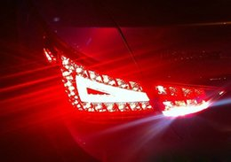 Sonata eight generation led taillight taillight assembly eight cable cable 8 imitation Benz taillight Sonata modified Korea style
