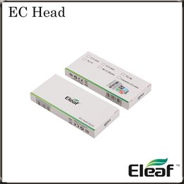 Wholesale 2015 Eleaf EC Head iJust Atomizer Replacement Coils ohm ohm For iJust Atomizer Original New Arrival Huge Stock