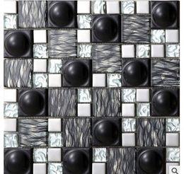 Купить Онлайн Х большой-Большой блок мозаики Цельнометаллическая мозаики металла гальванических мозаики