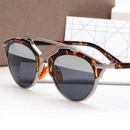 Wholesale D or sunglasses Sale SO REAL Polarized Sunglasses Women Brand Designer Fashion Men Brand Sunglasses With Original box