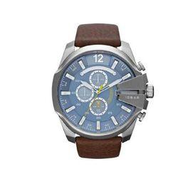 Free shipping Men's Mega Chief Chronograph Fashion Military Watch DZ4281 Quartz Wristwatches+original box+logo