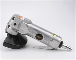 Wholesale 4 quot Air angle grinder pneumatic angle grinder air grinding tools
