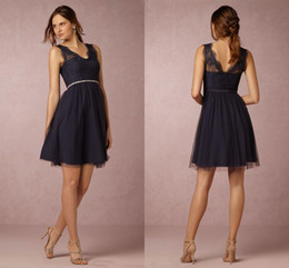 promotion robes de demoiselle d 39 honneur de tulle bleu. Black Bedroom Furniture Sets. Home Design Ideas
