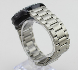 Wholesale Spring Steel Strap - 20MM Stainless Steel Metal Link Band For Samsung Gear S2 Classic Smart Watch Band Strap Bracelet Bands For Men Women With Spring Bar