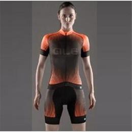 2017 cuissard vente Hot vente ALE femmes Cyclisme Maillots Set à manches courtes avec rembourrées Cuissard Pantalon Hommes Eté Cyclisme Skinsuit Bike Wear XS-4XL cuissard vente promotion