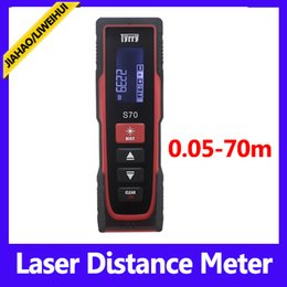 best laser distance measurer range finders for sale rangefinder binoculars with retail packing 20pcs lot