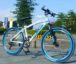 Wholesale 2x34 Prosperity disc brake racing inch inch speed MTB Bike men and women student road buggy