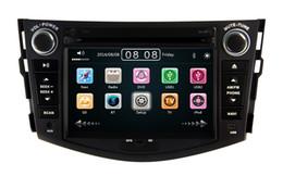 "2Din 7"" Car DVD for TOYOTA RAV4 2007 -2012 with GPS Navigation Bluetooth 1080P DVD Player"