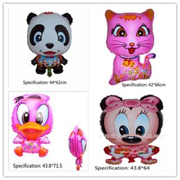 Wholesale Cartoon kids balloons New arrival inflatable helium balloons Best selling children toys Foil balloons Party decoration balloons
