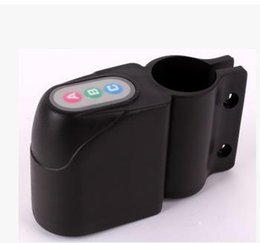 Wholesale Excellent Security Alarm Security Bicycle Steal Lock Bike Bicycle alarm with Retail Packaging