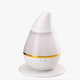 Wholesale 2016 Colorful Aroma Diffuser USB Humidifier Air Purifier Atomizer Essential Oil Diffuser Mist Maker Fogger aromatherapy diffuser