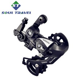 Wholesale New Tourney Aluminum Speed t Top normal Traditional Long Mountain Mtb Bike Bicycle Parts Cycling Rear Derailleur Limited