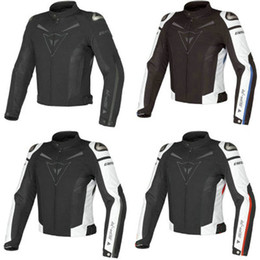 Free shipping New arrival Super Speed Textile Motorcycle Jacket summer models mesh fabric coat windproof White Black red blue 4 colors