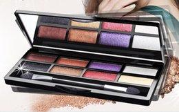 Wholesale LAMEILA colors makeup eye shadow palette wet powder pearl shimmer eye shadow makeup smoky eyeshadow