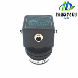 BS-type ultrasonic level transmitter Ultrasonic level sensor Ultrasonic distance transmitter