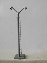 Wholesale H73 model yard light V Model lamp ho oo scale
