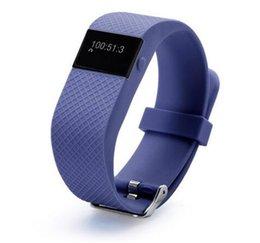 Mi bracelet de bande en Ligne-TW64S Bluetooth 4.0 Smart Bracelet bande intelligente IP67 cardiofréquencemètre Wristband Fitness Tracker pour Android iOS xiaomi mi 5