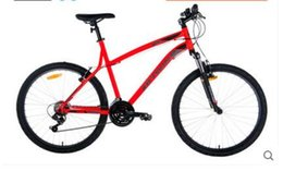 Wholesale 2016 New mode Aluminum alloy Speed inch Double disc Cycling Equipment supplier Mountain Bikes