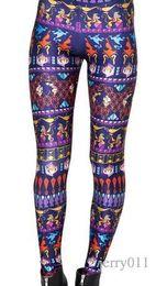 X-010 women digital printed pants Woah Dude 2.0 HWMF Leggings brand Fitness Casual clothes