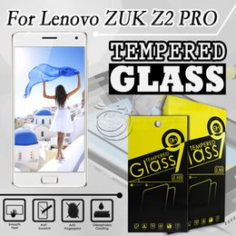 Tempered Glass For Lenovo ZUK Z2 Pro LG X Power Mobile Phone Accessories Screen Protectors with 10 in 1 package