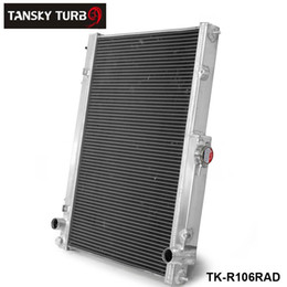 TANSKY -new HG 42mm 2 Row Alloy Aluminum Radiator For Nissan Skyline R33 RB25DET GTS-T TK-R106RAD