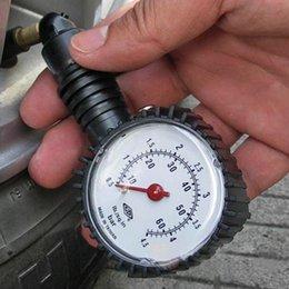 Wholesale TYPER TR Car Vehicle Motorcycle Dial Tire Gauge Meter Pressure Tyre Measurement Tool Pressure And Vacuum Testers
