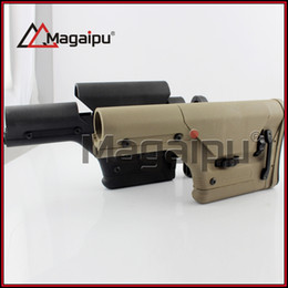 Wholesale magaipuoutdoor Precision Rifle Stock Butt Stock AEG Airsoft AR15 M4 M16 Gun Stock