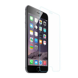 100pcs Tempered Glass Screen Protectors For Iphone 6 6S 2.5D Explosion Shatter Screen Protector Film DHL logistics