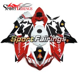Injection Fairings For Yamaha YZF1000 R1 YZF-R1 07 08 2007 2008 ABS Motorcycle Fairing Kit Bodywork Aftermarket Sportbike Sika Red White