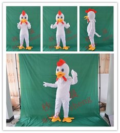 Wholesale Saucy chicken rooster cartoon clothing cartoon walking Doll clothing Doll clothing Doll clothing cartoon costumes Mascot