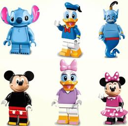 Wholesale 480pcs D892 Cute Animal Minifigures Building Blocks Sets Model Brick Toys For Children