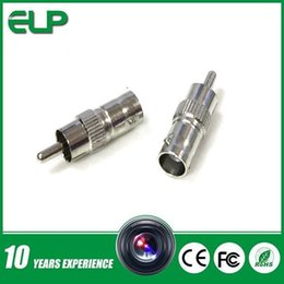 Wholesale RCA Male Connect Tight Compression Connector RG59 U bnc connector