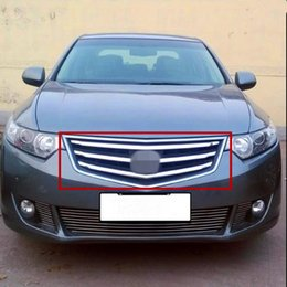 Wholesale High Qquality For Honda Accord MK8 Spirior Perfect Match Front Grills Racing OEM TL0