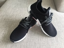 Wholesale NMD XR1 MMJ skull running shoes Greatamy mastermind japan best quality shoes sports shoes man snakers with bag reciept orignal box