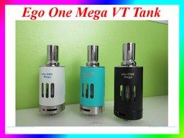 Compra Online Evic vtc-Joyetech Ego Un kit de tanque de Mega VT 4.0ml Controlador de temperatura de detección Coil atomizador para Evic VTC Mini Kit