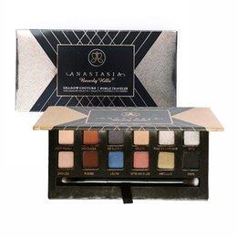 Wholesale Eyeshadow Palette Colors Makeup Eyeshadow Palette with Eyeshadow Brush Cosmetics Product