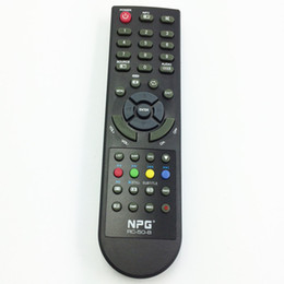 Wholesale Replacement Remote Control for NPG RC B