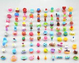 Wholesale shopkin season Mix Figure toys Shopping Basket Season shopping BABY Girls Toys For Children Gift