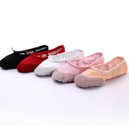 2016 Hot Child and Adult Dance Shoes Ladies Professional Ballet Dance Shoes Yoga Shoes Cat claw shoes Practice shoes Woman Free shipping